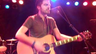 """""""Flashing Red Light Means Go"""" - The Boxer Rebellion Live @ The Roxy"""