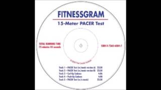 15-Meter Fitnessgram Pacer Test (Full)