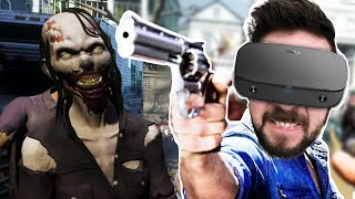 I FINALLY FIGURED IT OUT | The Walking Dead Saints and Sinners VR #3