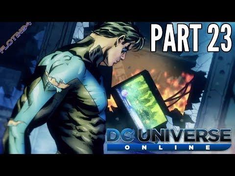 DC Universe Online #23 | CZ/SK | ALERT: Blüdhaven