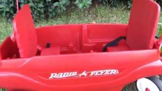 Radio Flyer 5-in-1 Family Wagon Review