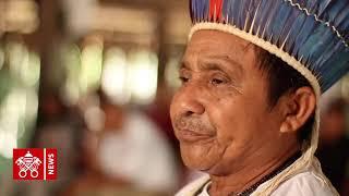 Vía Crucis indígena en la Amazonía