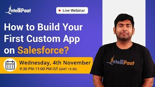 Create Custom App in Salesforce | Salesforce Custom App | Salesforce Tutorial