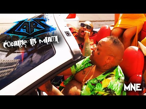LARS - Cocaine In Miami (Last American Rock Stars - Bizarre of D12 - King Gordy - MNE)