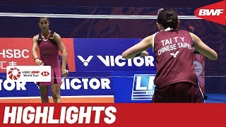 VICTOR China Open 2019 | Finals WS Highlights | BWF 2019