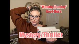 Monday Bunday || Cozy Mystery Recommendations
