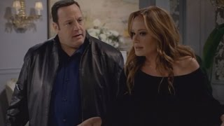 'King of Queens' Star Leah Remini Reunites With Former TV Husband Kevin James