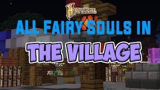 minecraft hypixel skyblock fairy soul - TH-Clip