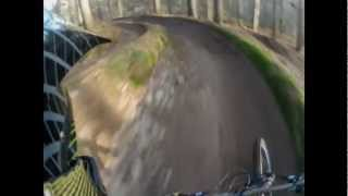 preview picture of video 'Chicksands January 2013'