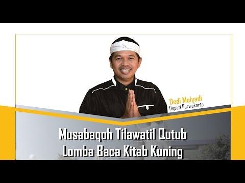 Musabaqoh Tilawah Kitab Kuning 2017