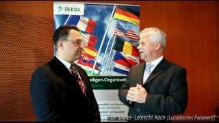 DEKRA - Diskussion Fahrzeugprüfung