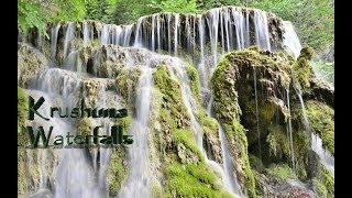 Отдых в Болгарии с детьми: крушунские водопады