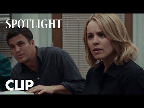 """Video trailer för Spotlight - """"After The System"""" Film Clip #SpotlightMovie"""