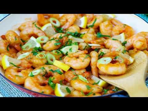 How to cook shrimp   Sticky Honey Garlic Butter Shrimp