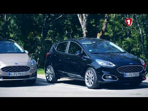 Ford Fiesta 5 Doors Хетчбек класса B - тест-драйв 3