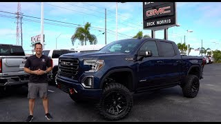 Is This 2020 GMC Sierra AT4 The PERFECT Lifted Custom Truck?
