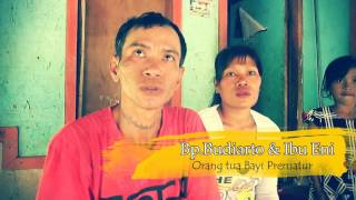 Peminjaman Inkubator Gratis Bp Budiarto & Ibu Eni Kelapa Nunggal