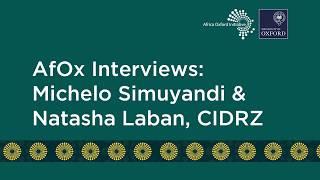 AfOx Interviews Natasha Laban and Michelo Simuyandi
