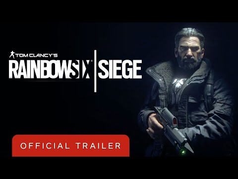 Rainbow Six Siege: Splinter Cell's Sam Fisher Reveal Trailer (Operation Shadow Legacy)