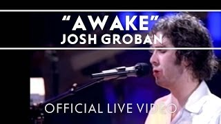 josh groban awake Music