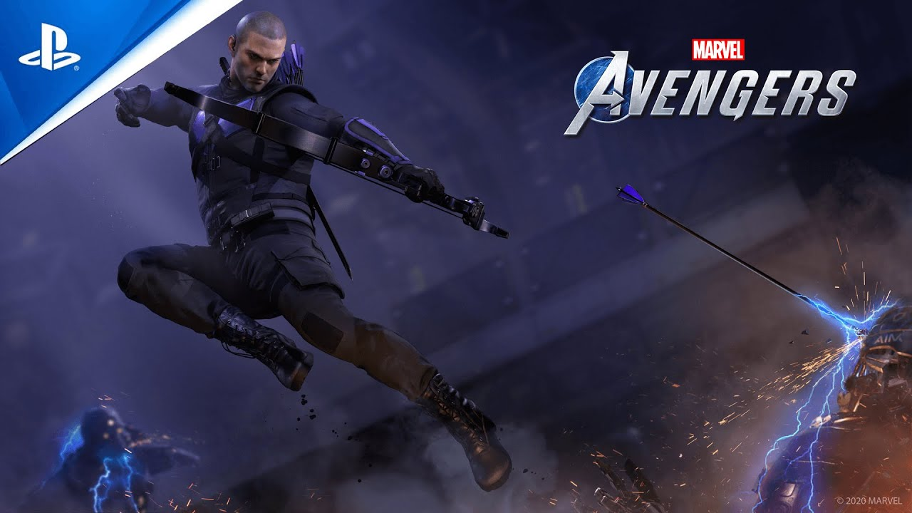 La War Table de Marvel's Avengers desglosa la Beta y revela a Hawkeye