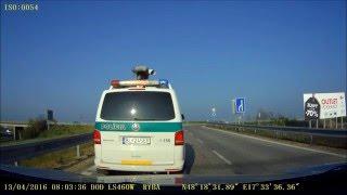 odchytenie nebezpečného cestného piráta