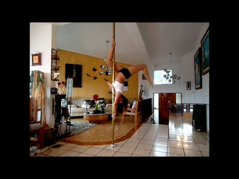 Cuidate - La Oreja de Van Gogh / Pole Dance Training - Butterfly