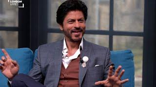 Shah Rukh Khan Teaches Our Presenter How To Dance   London Live