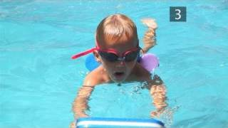 How To Build Up Water Confidence In Young Children (5-7 Years)