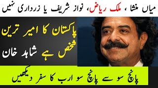 Shahid Khan Pakistan K Ameer Tareen Aadmi Kaise Bane   DIl Afroz Kahani   TUT