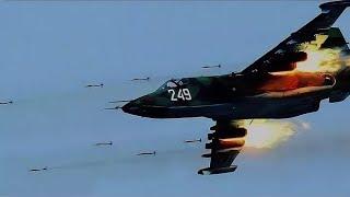 САМЫЕ МОЩНЫЕ ШТУРМОВЫЕ САМОЛЕТЫ В МИРЕ! Настоящие летающие танки