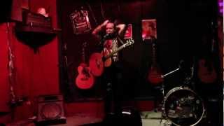 James Hunnicutt - Tattle Tale Tears (Live) Ashley Street Station Valdosta, GA 10-04-2012