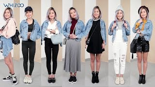 | 💃7 Days of Denim Jacket Lookbook |