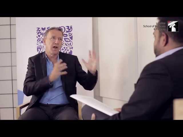 Kevin Havelock, President of Refreshments, Unilever