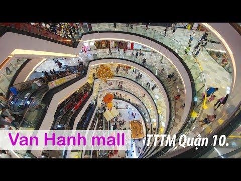 Vạn Hạnh Mall TTTM mua sắm Shopping ăn uống xem phim vui chơi mới nổi Quận 10 Tp Hồ Chí Minh ZaiTri