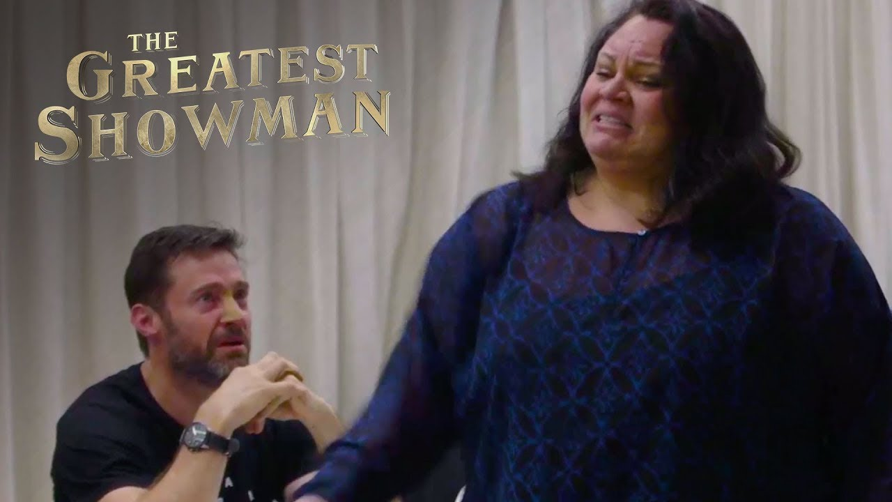 "Video trailer för The Greatest Showman | ""This Is Me"" with Keala Settle 