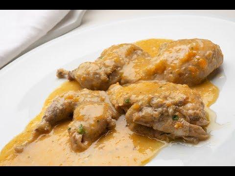 Perdices estofadas a la toledana - Karlos Arguiñano en tu cocina