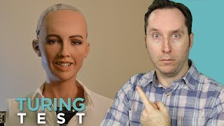 Bots Are Passing The Turing Test. Here's Why That's a Problem | Answers with Joe