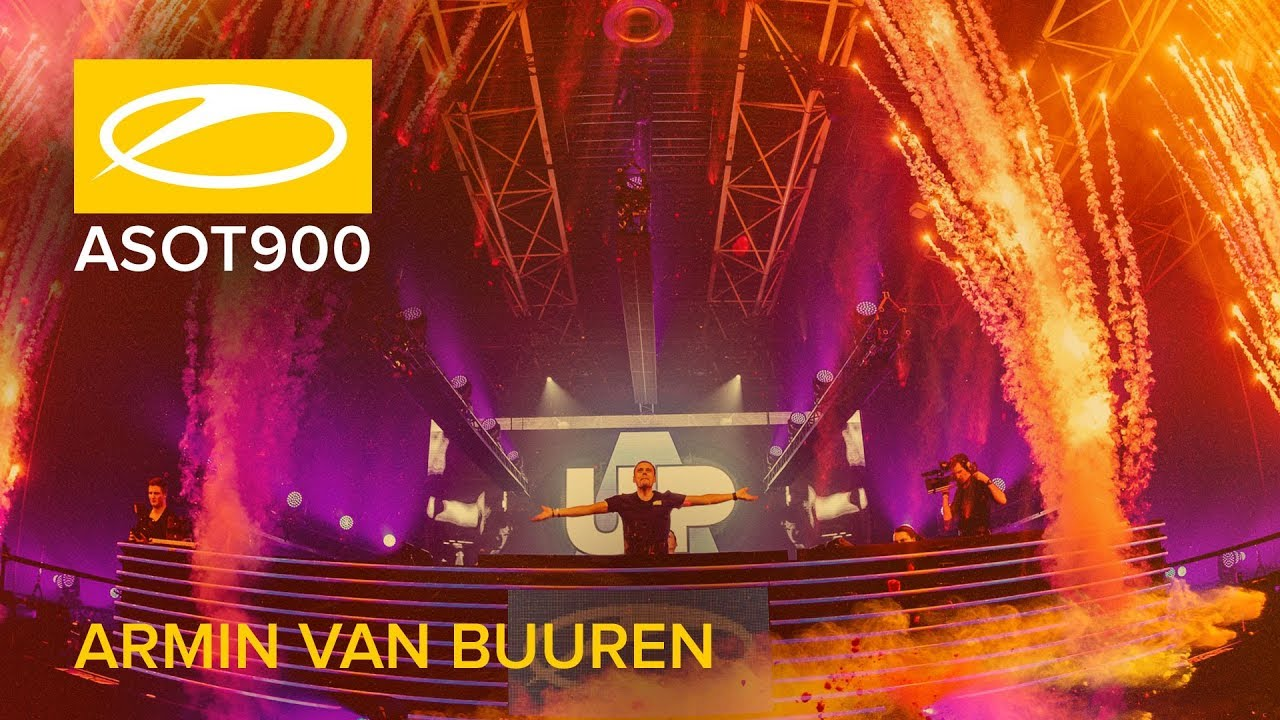 Armin van Buuren - Live @ A State Of Trance 900 (#ASOT900) Main Stage 2019
