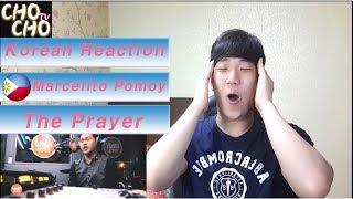 [Korean Reaction] Marcelito Pomoy - The Prayer (Cover Celine Dion) On Wish 107.5 Bus