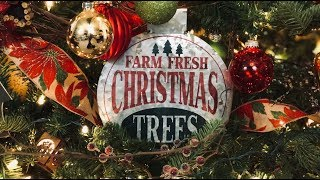 Christmas In July | Country Christmas Tree