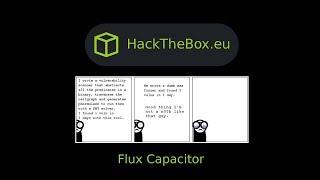 FluxCapacitor HackTheBox CTF - Thủ thuật máy tính - Chia sẽ