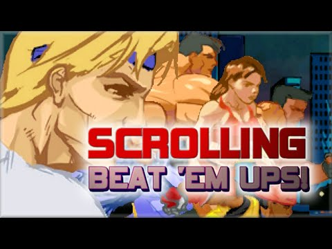 Greatest Scrolling Beat Em Ups - Retrospective