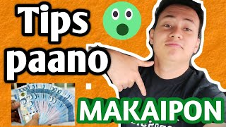 10 TIPS PARA MAKAIPON
