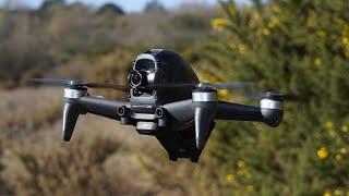 DJI FPV DRONE! ALL-PROS
