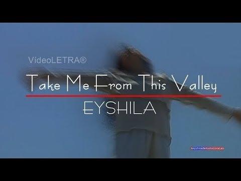 Take Me From This Valley - Eyshila - COM LETRA | VideoLETRA® | Tira-me do Vale em Inglês
