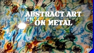 STEEL F/X® ~ PATINAS, STAINS, DYES, FINISHES  & SUPPLIES FOR METAL ART.