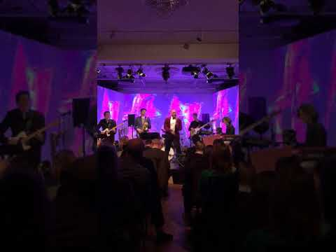 Theater im Zimmer Konzert mit Johnny Tune aus New York & David Milzow & The Screenclub Band Hamburg