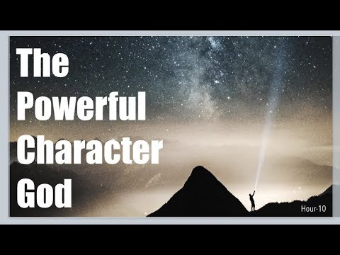 #10 UNLEASHING THE POWERFUL CHARACTER OF GOD INTO MY PROBLEMS