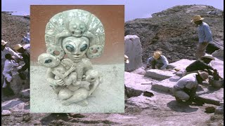 More and more Mexican Artefacts surface depicting Aliens